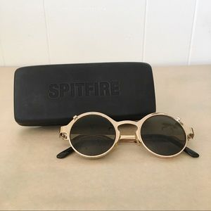 Spitfire Techno 4 Flip Up Sunglasses